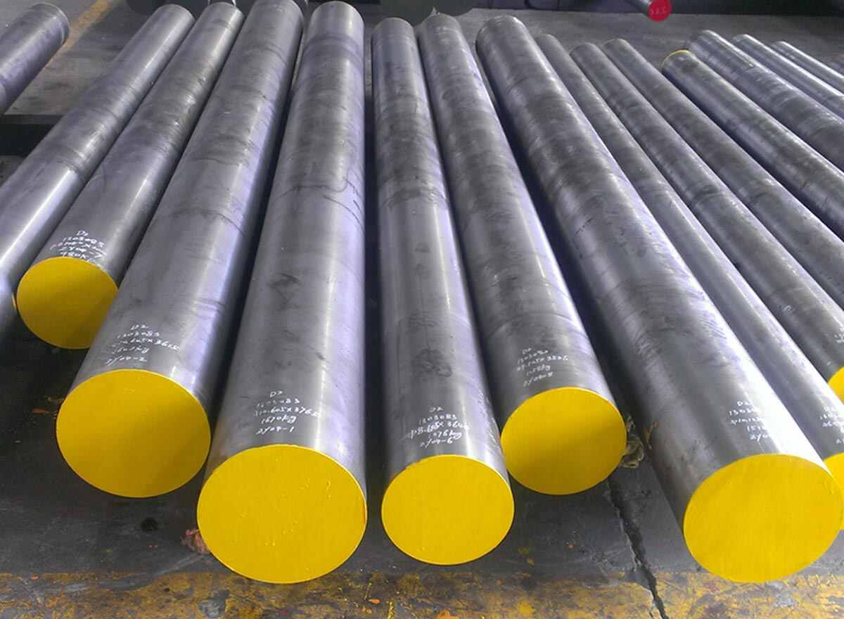 Alloy Steel EN8 Round Bars