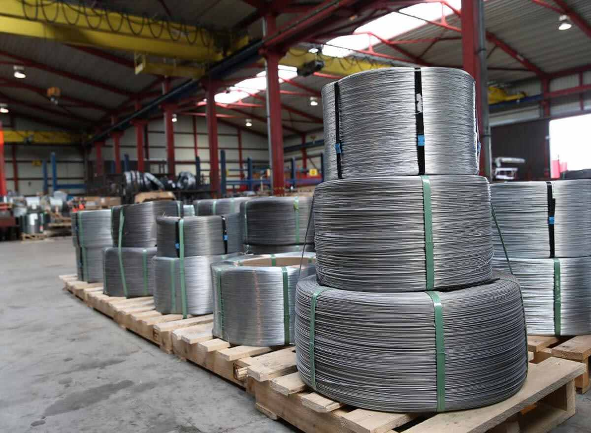 Alloy Steels EN8 Wires