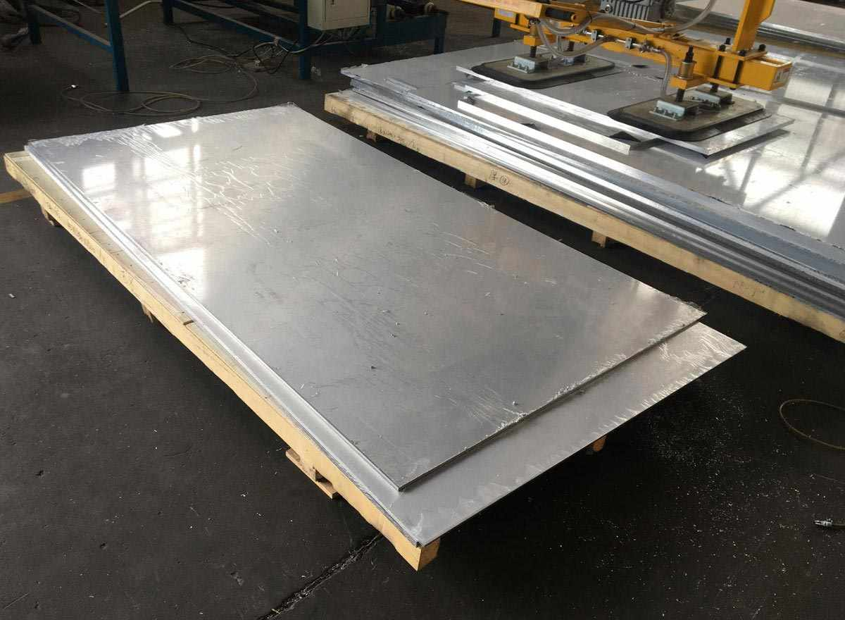 Aluminium 5086 Extruded Sheet