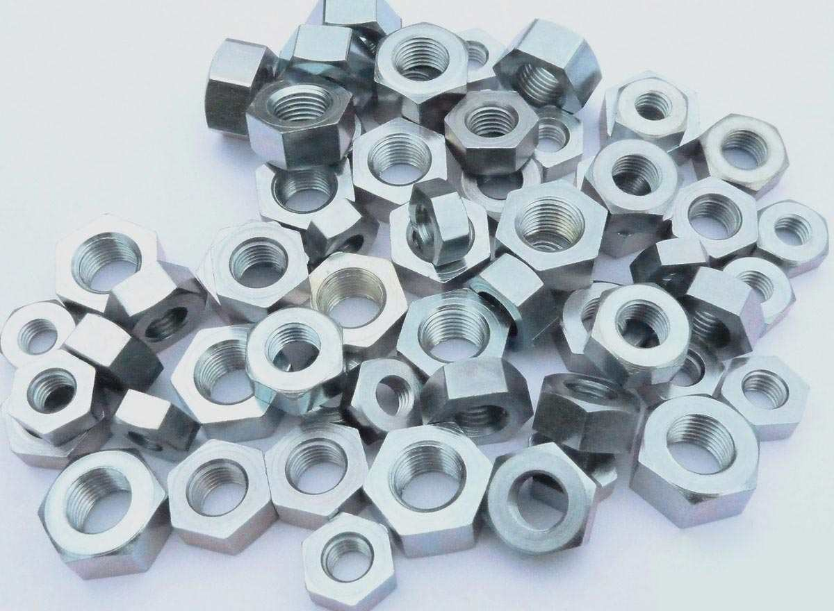 Alloy Steel B7 Nuts