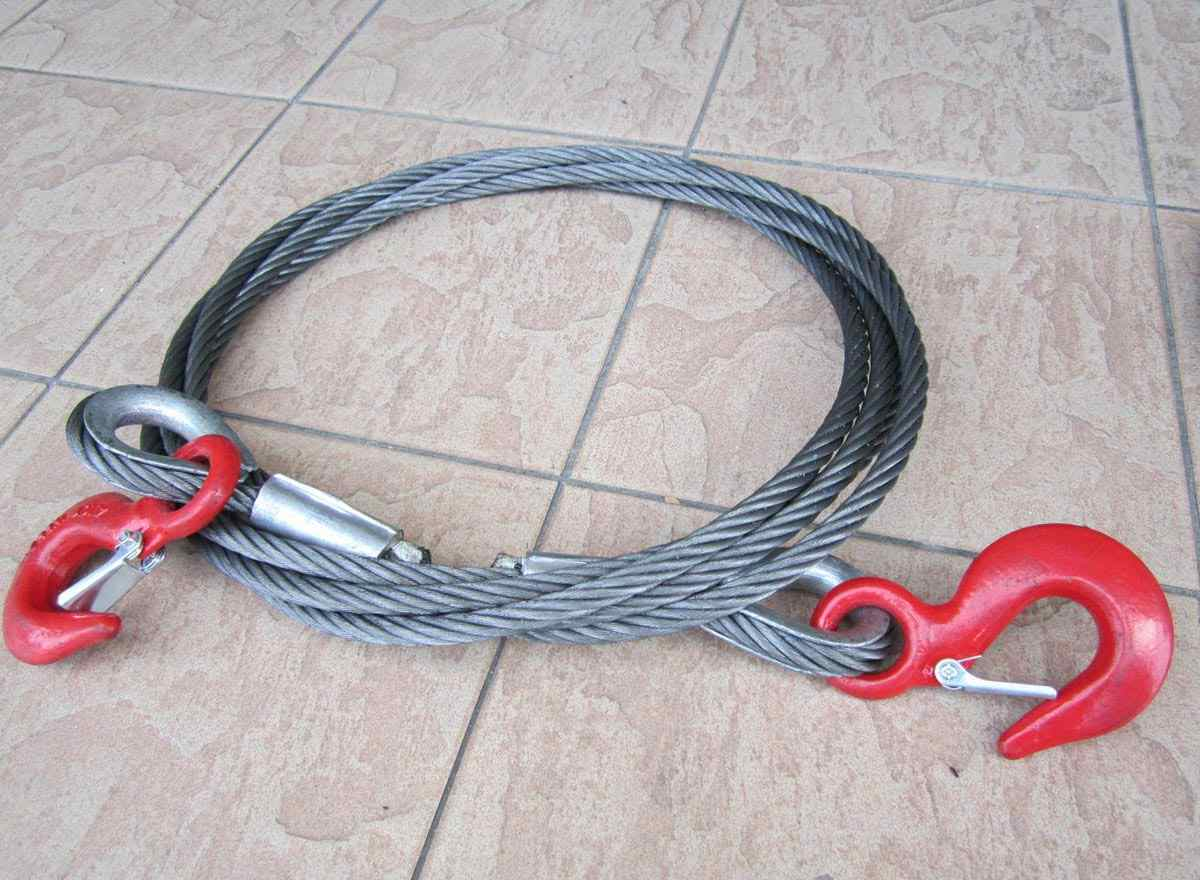 HSS T42 Wire Rope