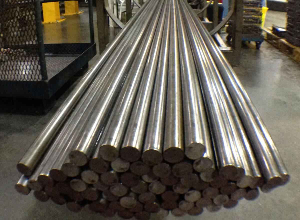 High Speed Steel T4 Round Rod
