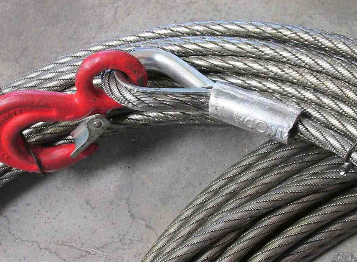 Die Steel KNL Wire Rope