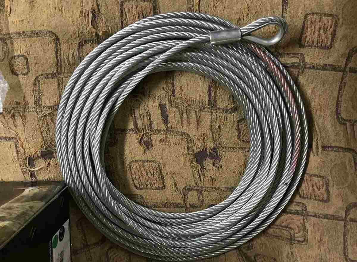 HSS M42 Wire Rope