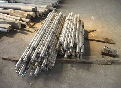 Nickel 201 Round Rods