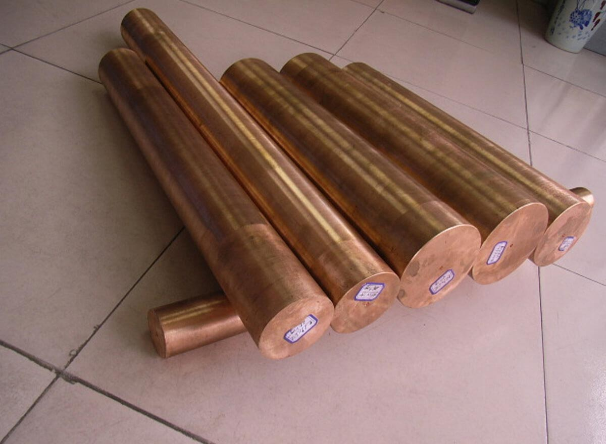 Phosphorus Bronze Round Bars