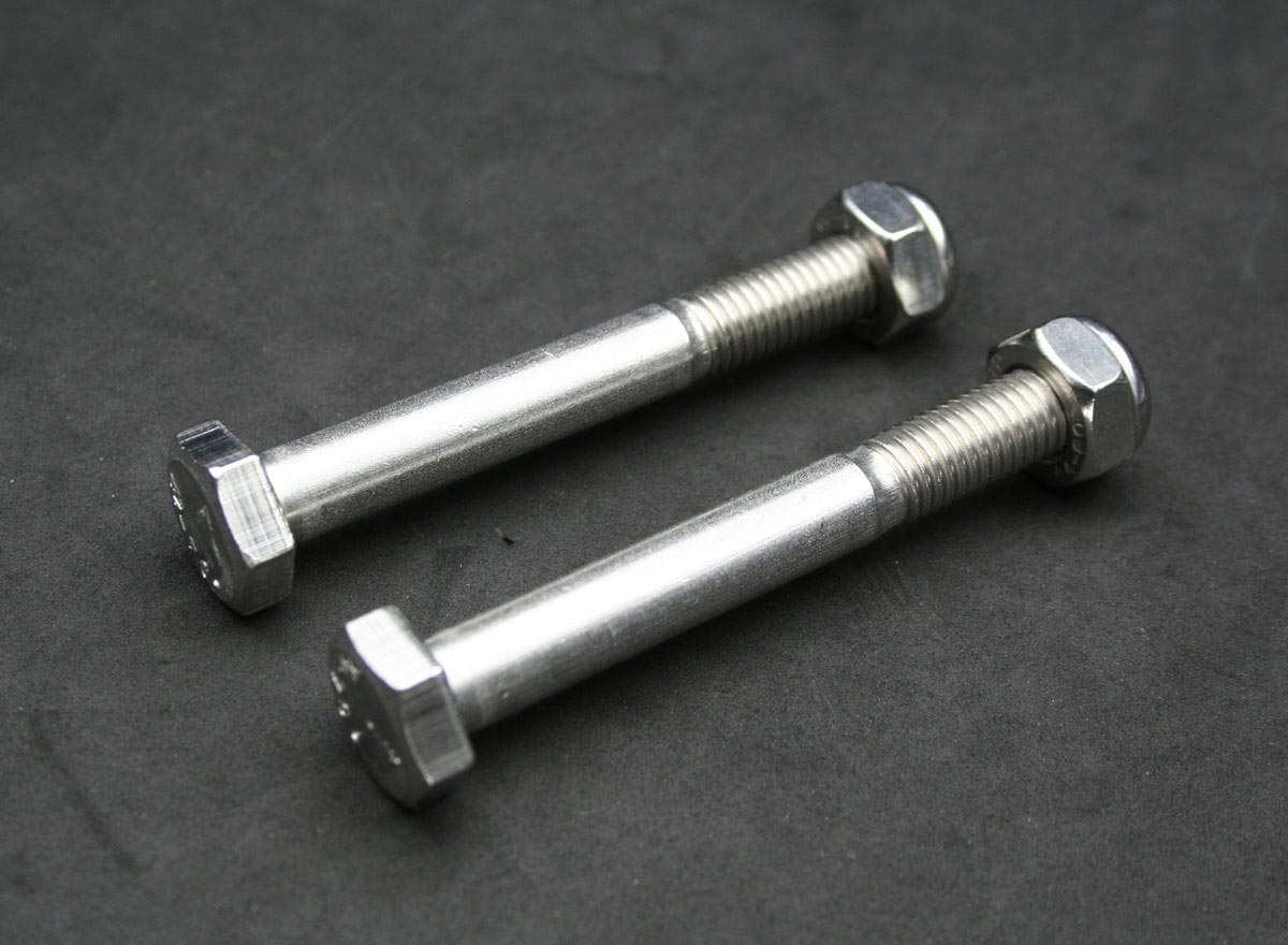 Stainless Steel 317L Bolts