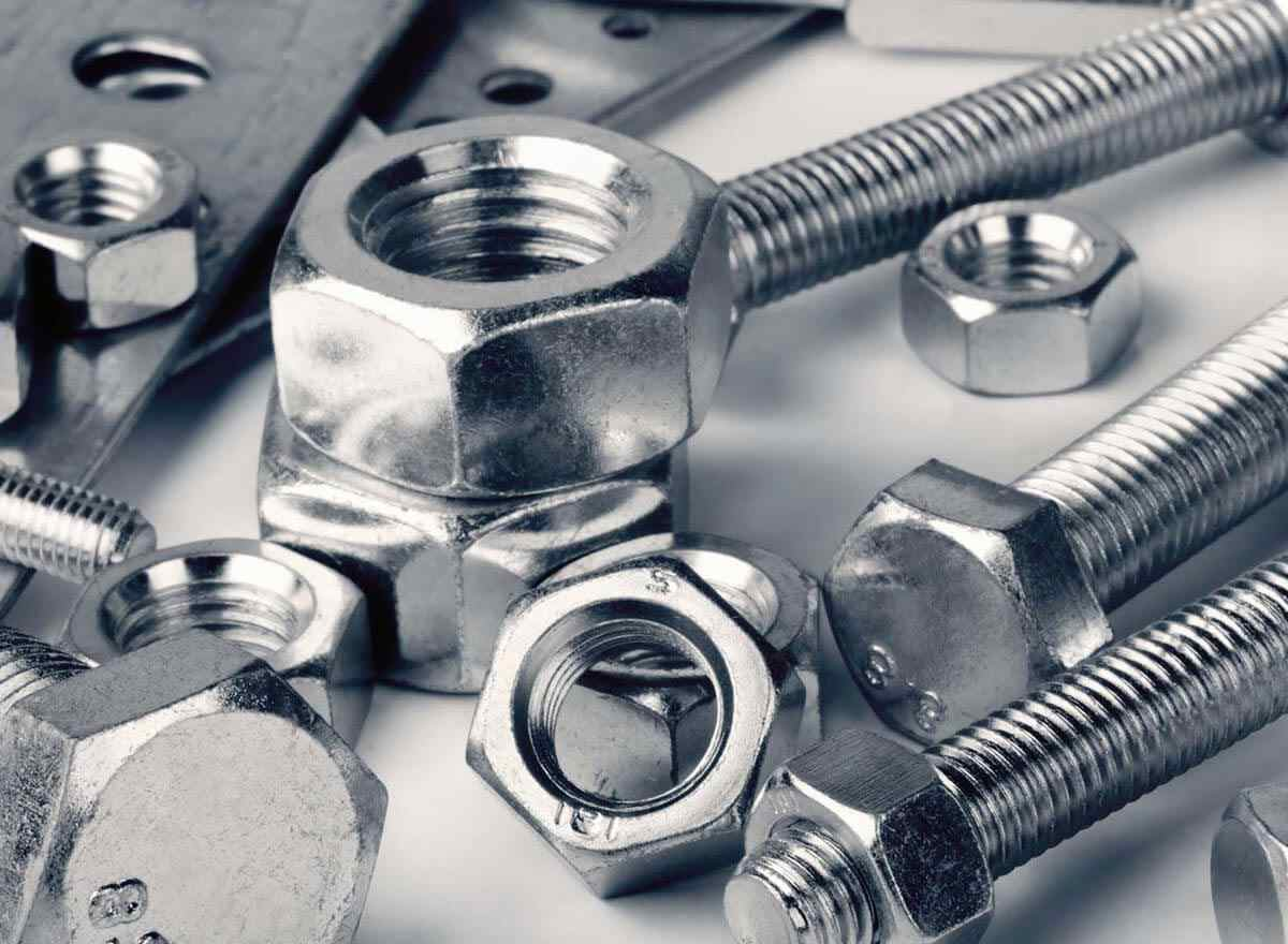 Stainless Steel 304 Fasteners
