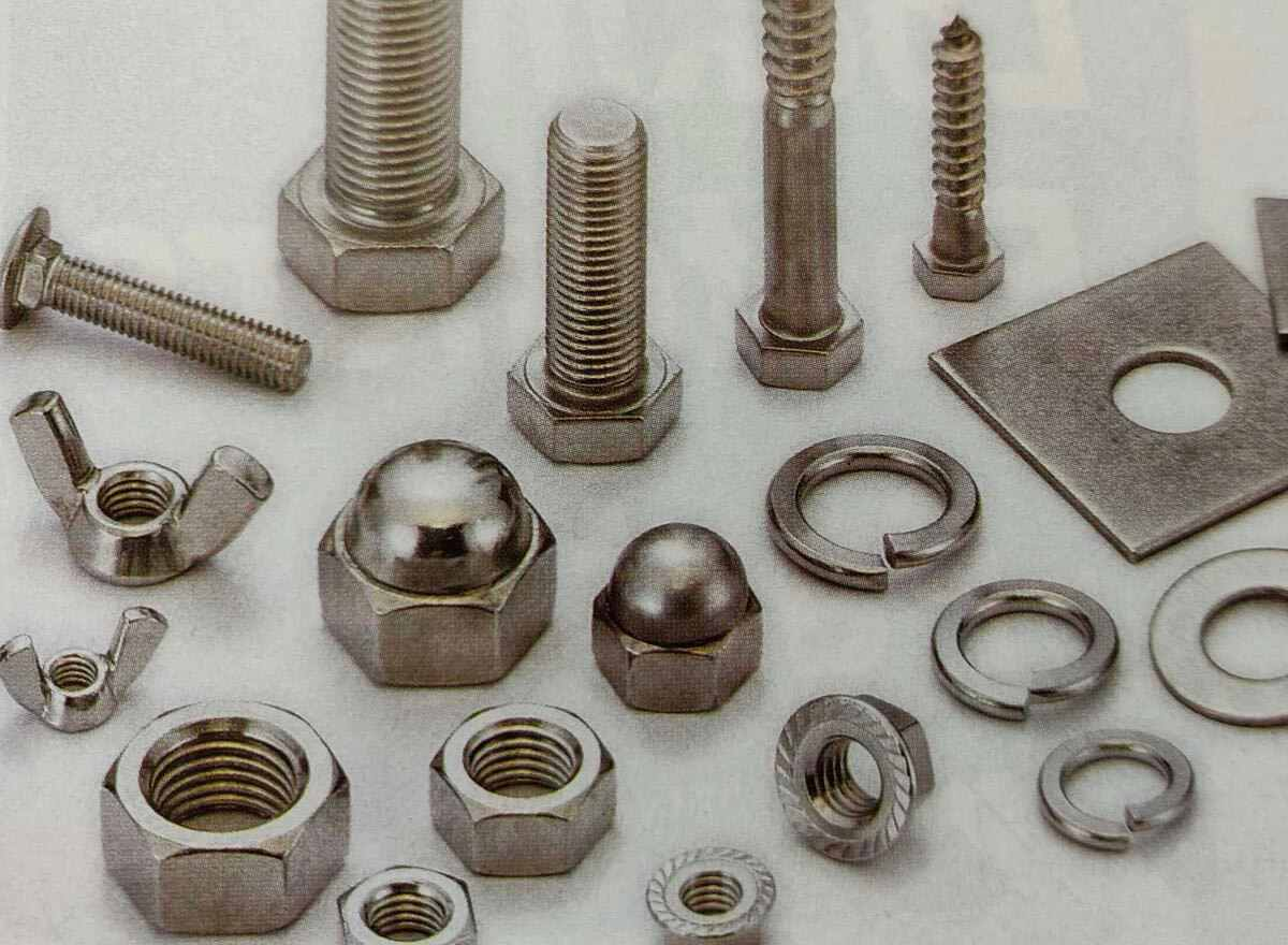 Stainless Steel 416 Fasteners
