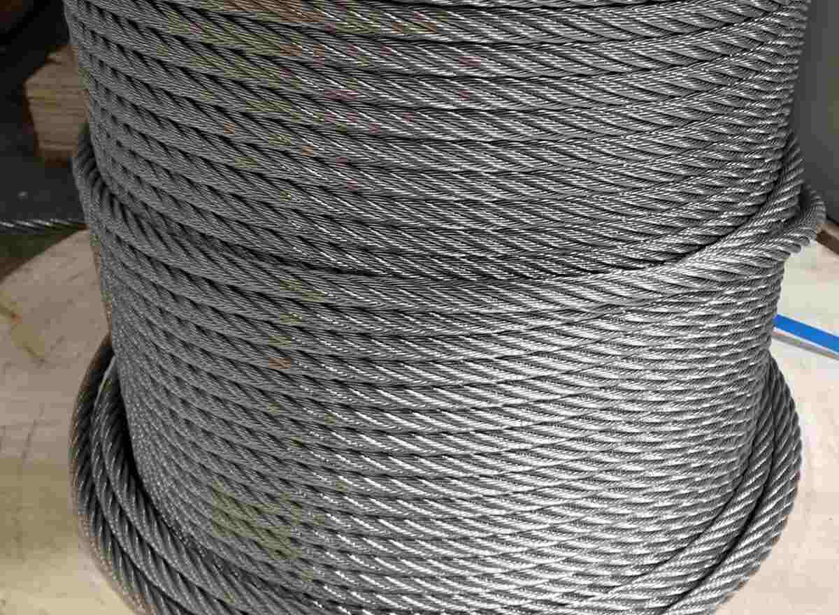 Tool Steel H21 Wire Rope